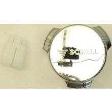 "SCHELL COMFORT rukojeť pro 3/4"" ventil s vrškem (POLAR, COMFORT), chrom"