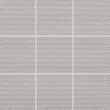 RAKO COLOR TWO mozaika 30x30cm, lepená na síťce, šedá