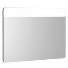 KOLO TRAFFIC zrcadlo s LED osvětlením 90x65cm matný hliník 88424000