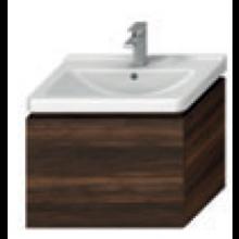 JIKA CUBITO-N skříňka pod umyvadlo 640x467x480mm, tmavá borovice tmavá borovice