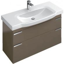 VILLEROY & BOCH SENTIQUE spodní skříňka 950x426x550mm Glossy White A85300DH