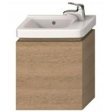 JIKA CUBITO-N skříňka pod umývátko 440x241x480mm, výklopné dveře, dub
