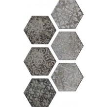IMOLA LE TERRE dlažba 26x30cm grey, IDENTITY1 6GMIX