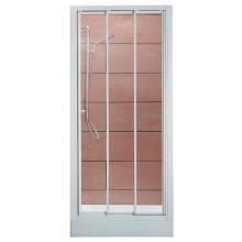 Zástěna sprchová dveře Ideal Standard sklo Ideal P 800x1900 mm bílá/transparente