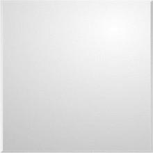 AMIRRO QUATTRO SF zrcadlové dlaždice 15x15cm, 4ks, čtverec, s fazetou, stříbrná