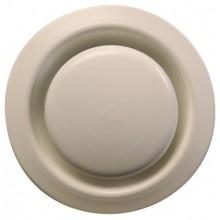 ZEHNDER STP-1-125 ventil odváděného vzduchu DN125 talířový, bílá