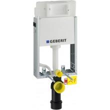 GEBERIT KOMBIFIX BASIC předstěnový modul 42x108cm pro závěsné WC, s nádržkou Delta, 110.100.00.1