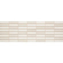 MARAZZI COLOURLINE mozaika, 22x66,2cm, white