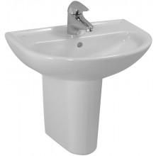 LAUFEN PRO B umývátko 450x330mm s otvorem, bez přepadu, bílá 8.1595.2.000.156.1