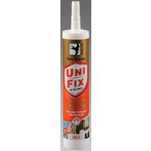 DEN BRAVEN MS UNIFIX CLEAR polymerní tmel 290ml, jednosložkový, bílá
