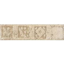MONOCIBEC COTTO DELLA ROSA dekor 8x33,3cm, obizzo