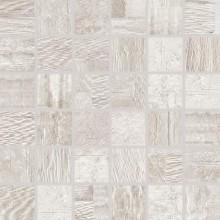 RAKO ERA mozaika 30x30cm, lepená na síťce, bílá