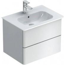 Nábytek skříňka pod umyvadlo Ideal Standard SoftMood 60x44x47,5 cm lesklý lak bílý