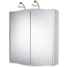 JOKEY VITALU 65 zrcadlová skříňka 65x16x73cm hliník