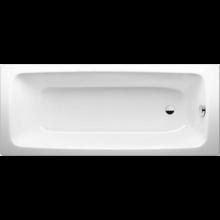 KALDEWEI CAYONO 748 vana 1600x700x410mm, ocelová, obdélníková, bílá Perl Effekt, celoplošný Antislip 274834013001