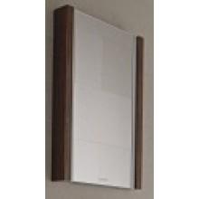 Nábytek zrcadlo Duravit 2nd floor 40x7,2x62 cm s osvětlením pravá dýha-dub