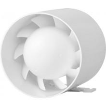 HACO AV JET axiální ventilátor Ø100mm, potrubní, bílá 0929