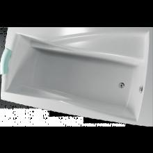 Vana plastová Teiko tvarovaná Ara P 160x105x46cm bílá