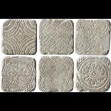 IMOLA CAMELOT 15W MIX dekor 15x15cm white
