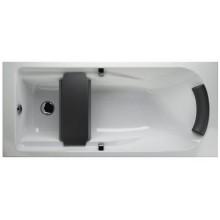 Vana plastová Kolo klasická Comfort Plus s madly, vč.nohou 170x75cm bílá