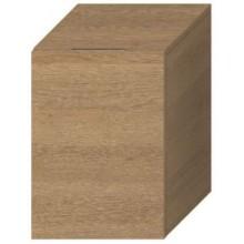 JIKA CUBITO-N nízká skříňka 320x322x472mm, 1 dveře pravé, dub