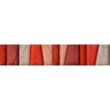 IMOLA PRISMA listela 4x20cm red, L.TRAPEZI R