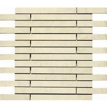 MARAZZI STONE-COLLECTION mozaika 30x60cm lepená na síťce, ivory, M54K
