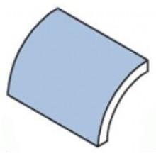 VILLEROY & BOCH PRO ARCHITECTURA dlažba 5,35x10cm, zaoblená listela, light aquamarine
