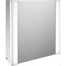 VILLEROY & BOCH MY VIEW zrcadlová skříňka 600x616x170mm, panty vlevo, Glossy White