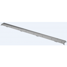 CONCEPT 50 TILE designový rošt 985mm pro dlažbu, nerez ocel