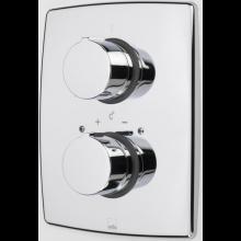 ORAS CUBISTA sprchová baterie DN15 podomítková termostická, chrom