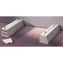 DE DIETRICH antivibrační podstavce 450mm, pro umístění na zem, PVC