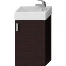 Nábytek skříňka s umývátkem Jika Petit 40 cm tmavý dub