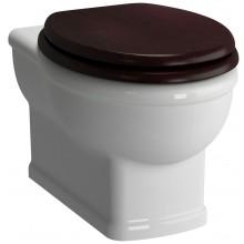 WC závěsné Vitra odpad vodorovný Aria  bílá