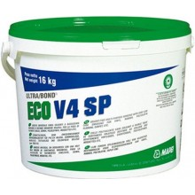 MAPEI ULTRABOND ECO V4 SP univerzální lepidlo 8kg, světle béžová