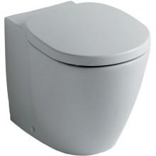 IDEAL STANDARD CONNECT stacionární klozet 360x545x400mm, s hlubokým splachováním, bílá Ideal Plus