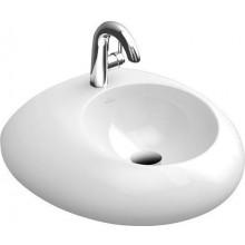 VILLEROY & BOCH PURE STONE umyvadlo 605x540mm s otvorem, bílá alpin ceramicplus