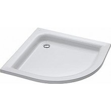 KOLO STANDARD PLUS sprchová vanička 90x90cm, čtvrtkruhová, bílá XBN1590000