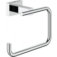 GROHE ESSENTIALS CUBE držák toaletního papíru 138x60x98mm, chrom