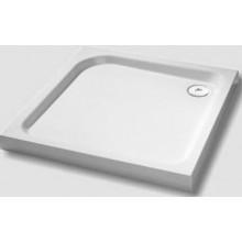 Příslušenství k vaničkám - - Concept 100 panel čtverec 80x80cm bílá