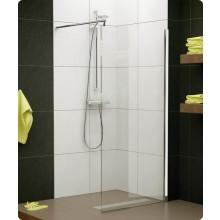 Zástěna sprchová boční Ronal Pur Light PLDT 1000 50 07 1000x2000 mm Aluchrom/čiré AQ