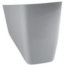 Polosloup Ideal Standard Ventuno T bílá