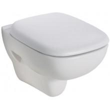 WC závěsné Kolo odpad vodorovný Style s hlubokým splachováním  bílá