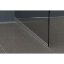 PROFIL-EU spádový profil 12,5mm, 1,5m, levý, nerez