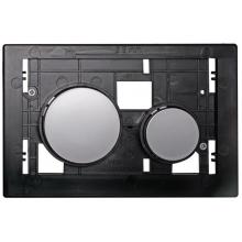 TECE LOOP tlačítková deska 208x136mm, pro kryty, lesklý chrom