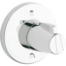 GROHE CHIARA ventil třícestný DN15, O100mm, chrom 19906000