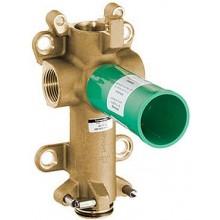 """AXOR ONE základní těleso G1/2""""xG3/4"""" pro podomítkový uzavírací ventil"""