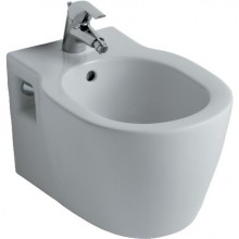Bidet Ideal Standard 1-otvorový Connect bílý