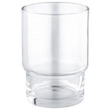 GROHE ESSENTIALS křišťálová sklenička Ø66mm, sklo