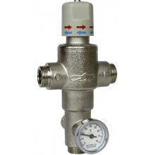 SANELA SLT08 termostatický směšovací ventil 1